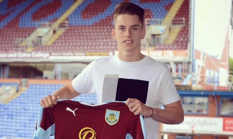 On This Day In 2016: Robbie Leitch Signs With Burnley FC