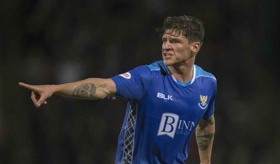 St Johnstone Release Callachan