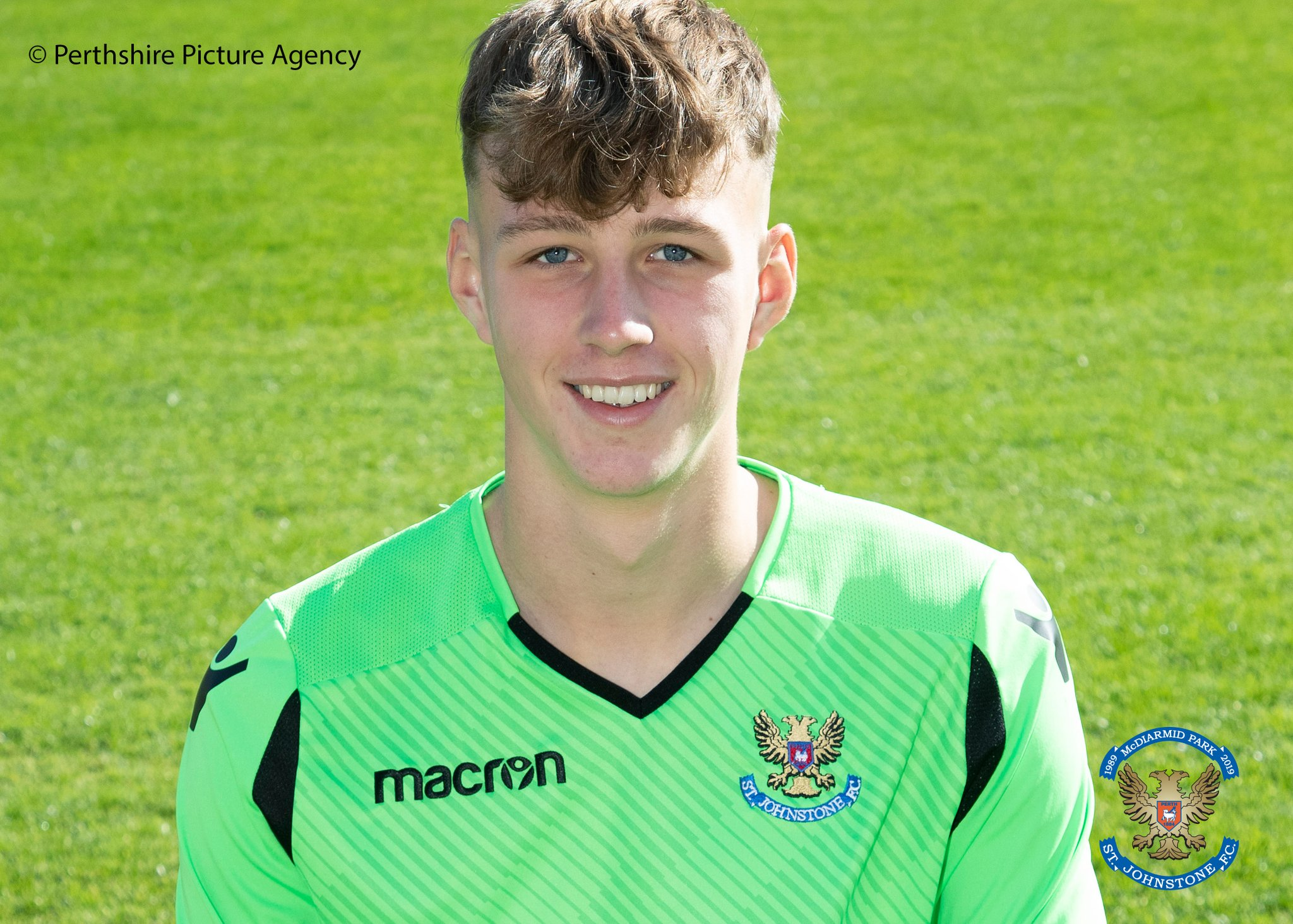 St Johnstone Extend Jack Wills' Contract