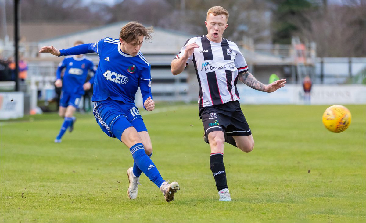 Broque Watson Signs For Cove Rangers