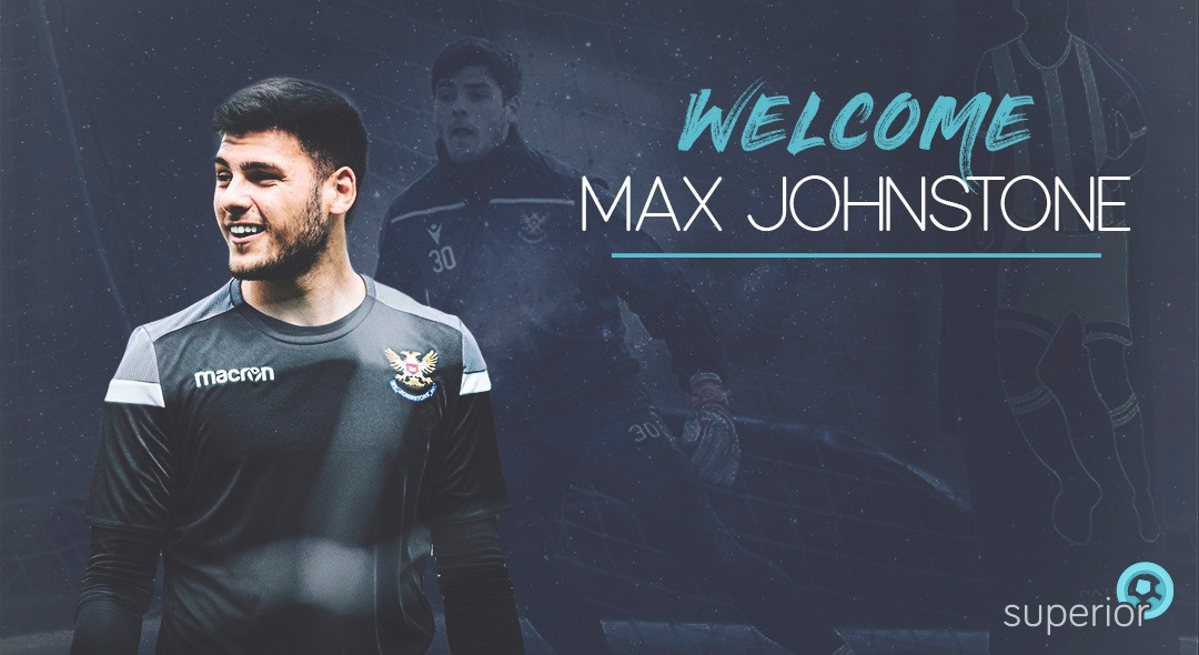 Max Johnstone Joins Superior Sports